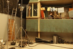 The Elena set photos