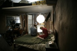 The Banishment set photos
